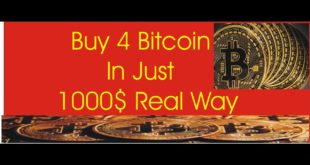 Easy way buy bitcoin in Half Rate Tani Forex Special Tutorial