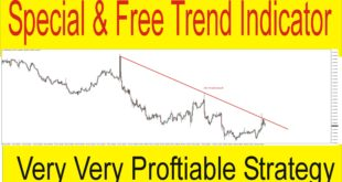 Long Term Trend Indicator And special Free Strategy by Tani Forex