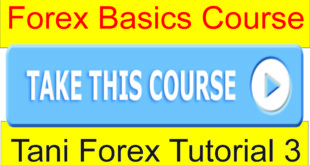 Forex Basics Course For Beginners online Video Part 3 In Urdu & Hindi by Tani Forex 100% Free