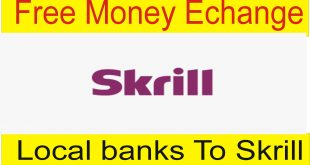 Exchange Skrill To Local currency and Pkr To Skrill Free