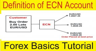 Definition Of Forex ECN Account Tani Tutorial in Urdu and Hindi