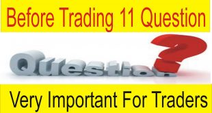 Before Trading Ask yourself these 11 Questions