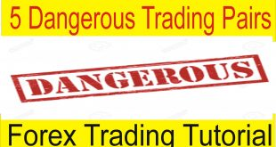 5 Dangerous Currencies Pair in Forex Trading