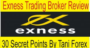 Exness Forex Trading Broker Review by Tani Forex