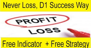 Never Loss Forex Success Strategy With Free Indicator | D1 Time Frame Secret Trick by Tani Forex