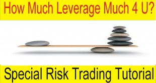 How Much Leverage Is Right for You in Forex Trading Business