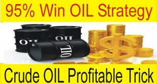 Crude OIL 95% Win Secret Forex Trading Strategy