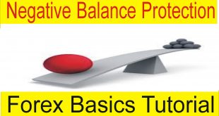 Definition Of Negative Balance Protec Forex Trading Business Basics Tutorial