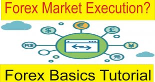 What is Market Execution in Forex Trading Business