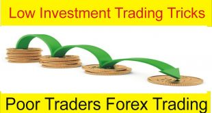 100$ Small Investment Forex Trading Tricks