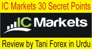 IcMarkets Forex Trading Broker Review | 30 Secret Points by Tani Forex