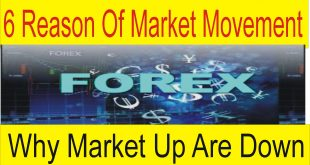 Top 6 Reasons of Market Movement