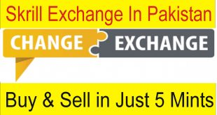 Skrill Exchange in Pakistan | Buy and Sell E Currency in just 5 Mints