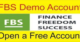 How to open a Demo Forex Trading account in Fbs
