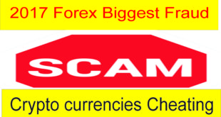 Forex 2017 Biggest Fraud Insta Forex Scamming in Crypto Currencies