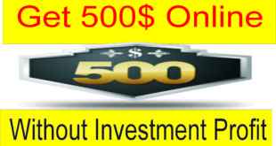 Get 500$ Online Without Investment Forex No Deposit Bonus by Tani Forex