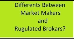 What is Different Between Market Makers and Regulated Brokers? Urdu Hindi