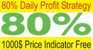 80% Daily Profit Forex Special Indicator and Strategy Free