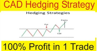 CAD Hedging Strategy Special buy sell Forex trading Trick