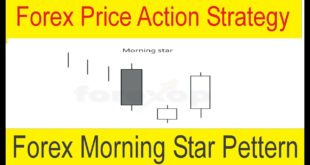 Forex Morning Star Candlestick Pattern | Price Action Trading Special Strategy in Urdu by Tani Forex