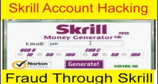 How can you avoid the Hacking Attack ! Fraud in Skrill Tani Forex New Article In Urdu and Hindi