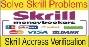Skrill Security Problems ! Solve in Just 2 Mints Account Verification Tani Forex Tutorial In Urdu