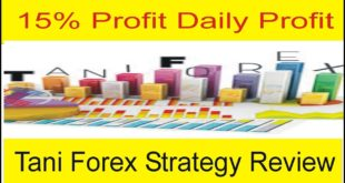 15 Percent Daily Confirm Benifit Tani Forex Secret Method Review In Urdu and Hindi
