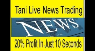 20% Profit in 10 Second Live Forex News Trading On GBP USD Best Forex Profitable Strategy urdu hindi