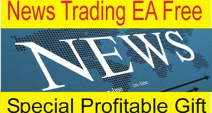 Best News Trading Forex EA Free Download by Tani Forex