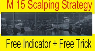 M 5 And 15 Scalping indicator and strategy