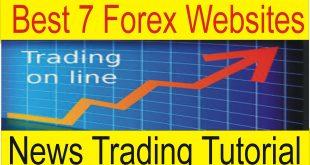 Best 7 Forex News Website List And Reviews