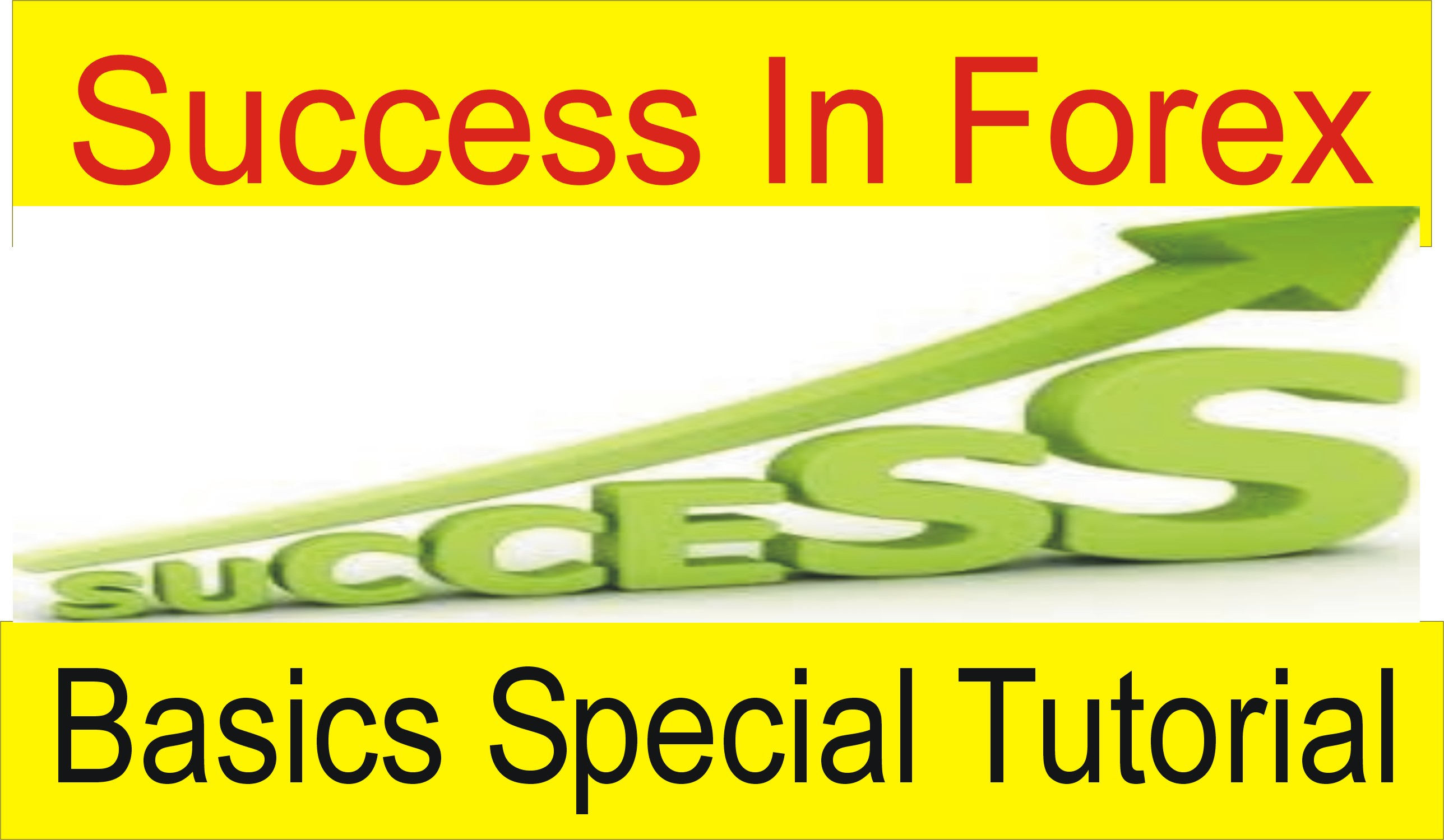 Success in Forex or why money is not the main thing