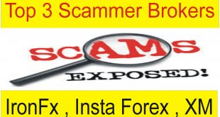 Top 3 Bad , Scammer and Dangerous Brokers Of The World