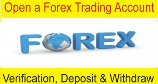 Open a Forex Account | FX account verification | Deposit and Withdraw Tani Forex Tutorial in Urdu