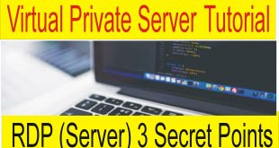 3 Secret Option in Virtual Private Server | RDP Online Server Tutorial By Tani Forex in Urdu Hindi