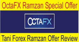 OctaFX Special Ramzan Offer | Tani Forex Review about Octa Forex broker promotion 2018 in Urdu Hindi