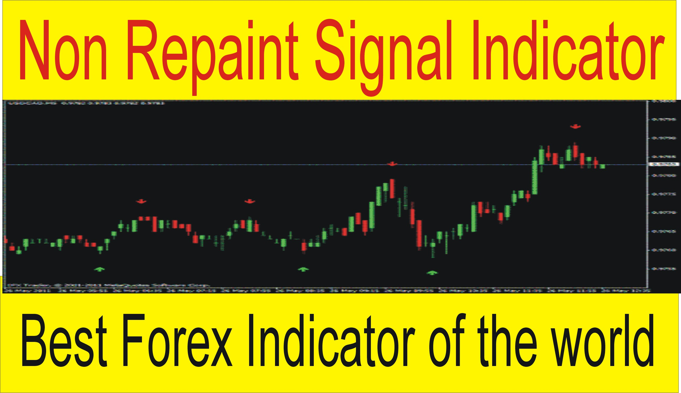 Non Repaint Best Forex Trading Indicator Of The World - Tani