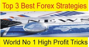 Best Top 3 Forex Profitable News Trading Strategies