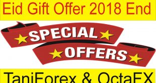 Eid Offer 2018 Complete Thanks Octa Forex