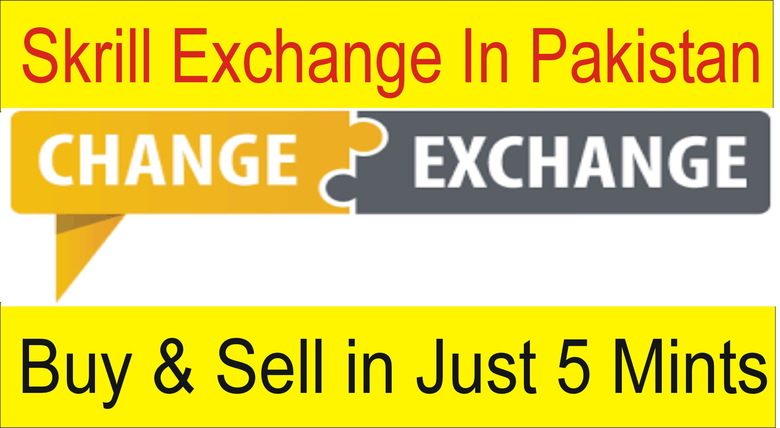 Skrill Exchange in Pakistan | Buy and Sell E Currency in