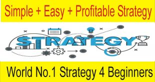 Simple And Profitable Forex Strategy 4 Beginners