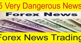 5 Very Dangerous News in Forex Trading