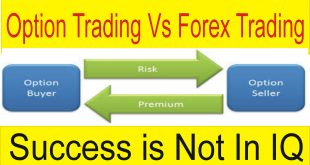 Difference Between Option Trading And Forex Trading