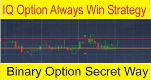 IQ Option No Loss Strategy Binary Trading Secret Trick