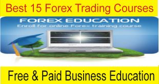 Best 15 Free & Paid Forex Trading Courses For Beginners