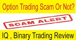 IQ Option Scam or Real? Binary option Trading Review