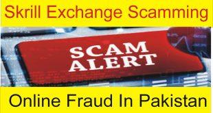 Skrill Exchange Online Scamming Fraud In Dollar