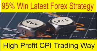 95% Win Secret Forex Strategy CPI News Trading Profitable Trick