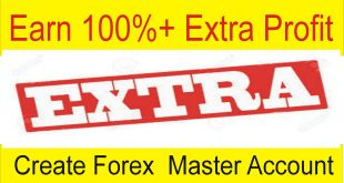 Earn 100%+ Extra Profit How To Create Master Account In OctaFX