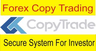 Forex Copy Trade | Very Simple and Secure System For Beginners